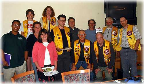 Front Page Photo courtesy Ketchikan Lions Club