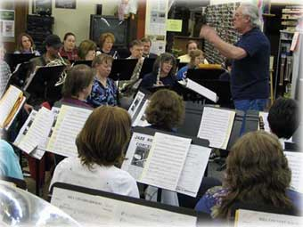 Ketchikan Community Concert Band Presents Annual Spring Concert;