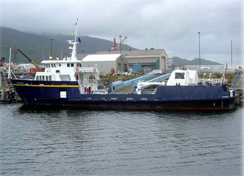 jpg M/V Lituya at the Ketchikan Ferry Terminal