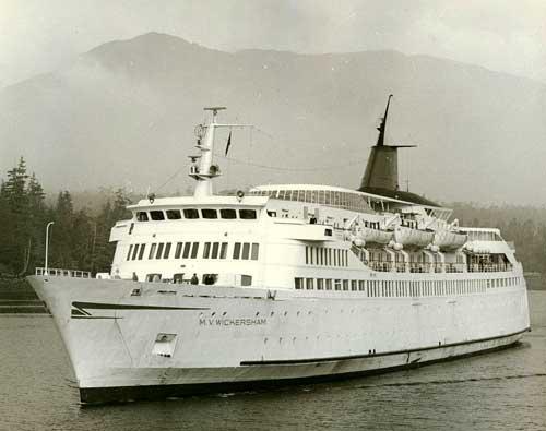 jpg Alaska State Ferry Wickersham in Tongass Narrows