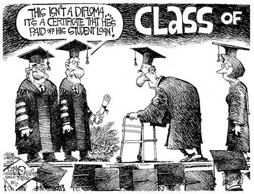 jpg Political Cartoon: Student Loans