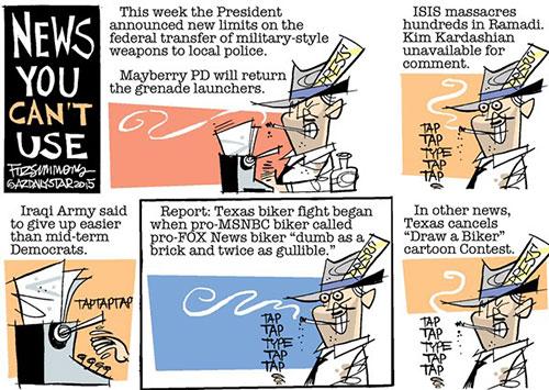jpg Political Cartoon: News Update