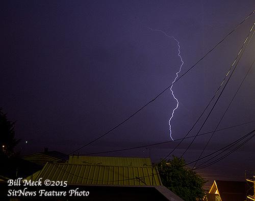 jpg Lightning towards Gravina Island, Ketchikan