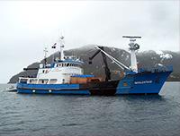P/V Woldstad Decommissioning
