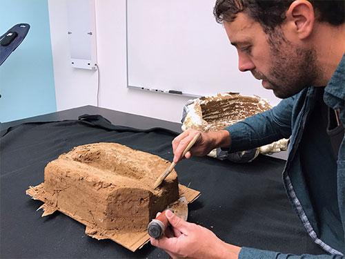 jpg Ancient human footprint discovered in Alaska