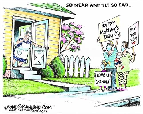 jpg Political Cartoon: May 10th... Mother's Day COVID19-style