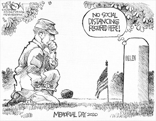 jpg Political Cartoon: Memorial Day