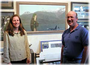 Ketchikan Museums Acquires Terry Pyles Painting...