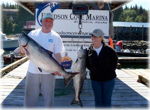 Front Page Photo Courtesy Knudson Cove Marina