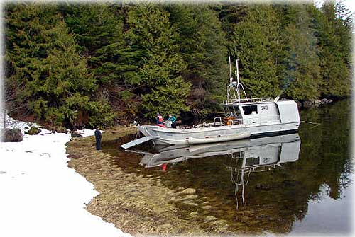 Exceptional Jpg Spirit Boat Owned By Power Systems Of Alaska