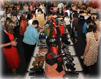 SoleStice Shoe Auction Huge Success
