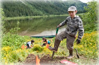 Stikine River Stewardship with the Boy Scouts