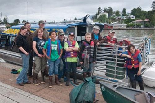 jpg Stikine River Stewardship with the Boy Scouts