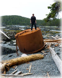 NOAA scientists complete first phase of Alaska marine debris survey