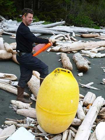 jpg NOAA scientists complete first phase of Alaska marine debris survey