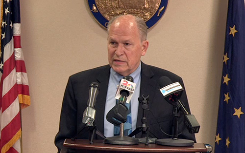 jpg Governor Informs Alaskans of Impacts of a Partial Government Shutdown