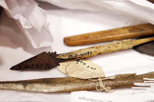 jpg Return of artifacts fulfills century-old promise
