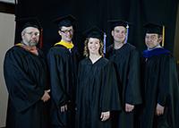 Fish Tech Students Graduate