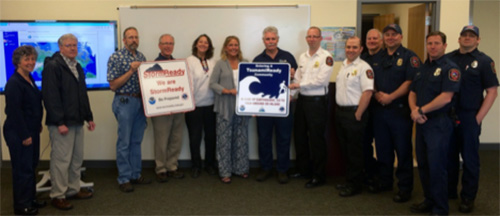 jpg Ketchikan and Craig recognized as TsunamiReady®
