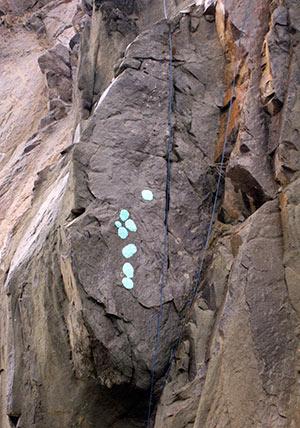 jpg Making molds of Jurassic-era dinosaur footprints discovered in Southwest Alaska.