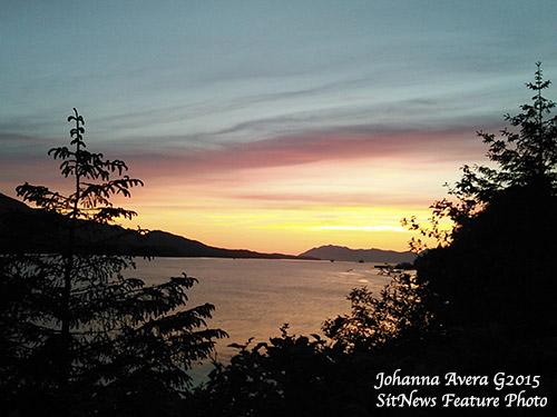 Front Page Photo By JOHANNA AVERA