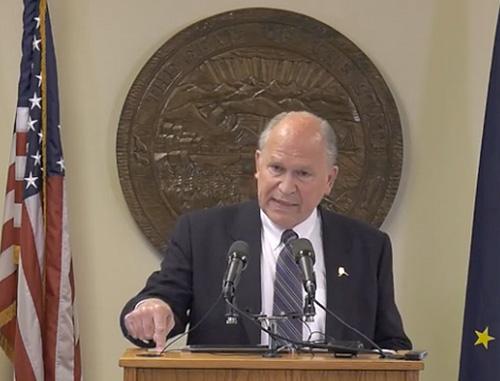jpg Do We Have To Go Broke Before We Fix Alaska? Gov. Walker Asks the Legislature