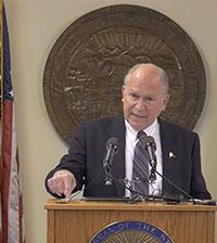 Do We Have To Go Broke Before We Fix Alaska? Gov. Walker Asks the Legislature