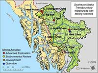 Alaskans press Canada to work with the U.S. to protect key international salmon rivers