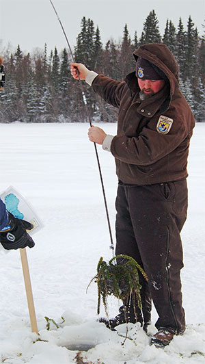 jpg Research will map risk of invasive aquatic weeds in Alaska