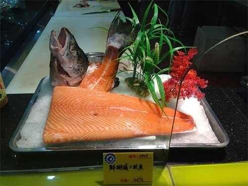 jpg Study: China could buy more Alaska wild salmon