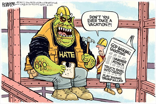 jpg Editorial Cartoon: Hate
