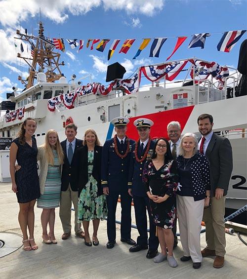 jpg Coast Guard Cutter John McCormick transfers command in Ketchikan