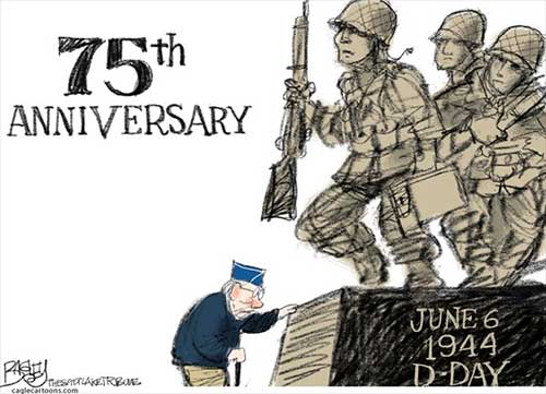 jpg Political Cartoon: D-Day June 6, 1944