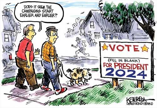 jpg Political Cartoon: Perpetual Politics