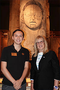 Brandon Castle Awarded $5,000 Tongass Historical Society Pat Roppel Scholarship