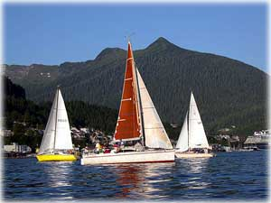 Sailboat races - click here