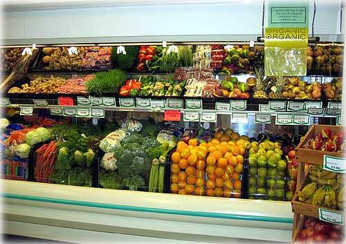 Organic supermarket astoria
