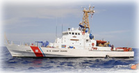 .S. Coast Guard Sending a 110-foot Cutter to Ketchikan to Replace Acushnet