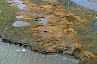 Northern Alaska Coastal Erosion Threatens Habitat and Infrastructure
