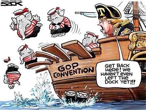 jpg Editorial Cartoon: GOP Convention