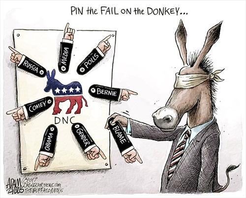 jpg Editorial Cartoon: DNC accountability