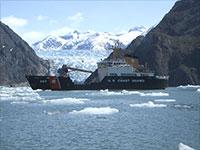 Coast Guard Cutter Maple begins historic voyage through Northwest Passage