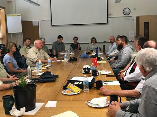 jpg Perdue Gets Firsthand Look at Unique Challenges and Opportunities in the Tongass National Forest