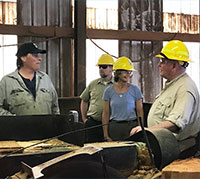 Perdue Gets Firsthand Look at Unique Challenges and Opportunities in the Tongass National Forest