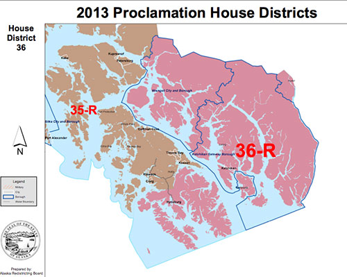 House District 36 May