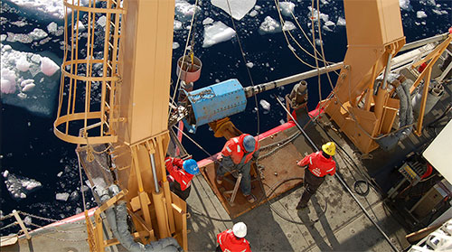 jpg Fingerprint of ancient abrupt climate change found in Arctic
