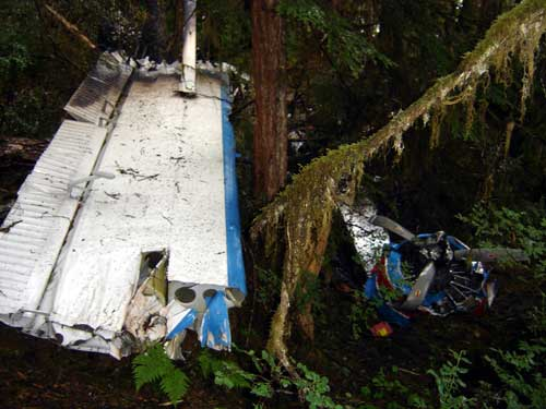 Survivors, Weather Conditions Could Be Key to Crash Investigation