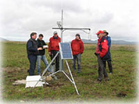 Study finds permafrost warming, monitoring improving