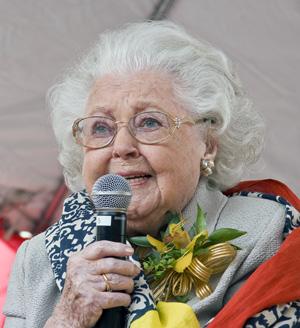 jpg Mary Louise Milligan Rasmuson, Alaska philanthropist, military pioneer dies at age 101