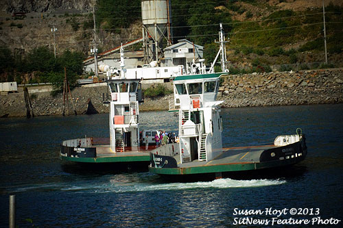 Coast Guard Station Ketchikan Responds to Two Vessels in Distress